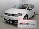 フォルクスワーゲン/VW ゴルフトゥーラン TDI Comfortline 認定中古車 バックカメラ
