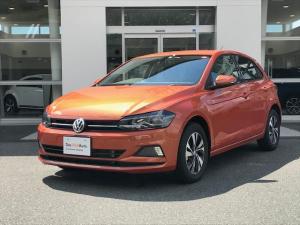 フォルクスワーゲン ポロ TSIコンフォートライン Volkswagen認定中古車