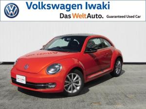 フォルクスワーゲン ザ・ビートル クラブ Volkswagen認定中古車 ワンオーナー