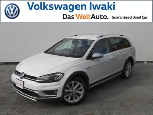 フォルクスワーゲン ゴルフオールトラック TSI 4モーション Volkswagen認定中古車