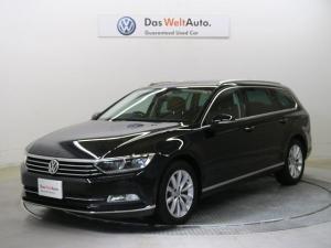 フォルクスワーゲン パサートヴァリアント TDIエレガンスライン Volkswagen認定中古車