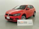 フォルクスワーゲン/VW ポロ TSI Trendline 認定中古車 キーレス CD再生