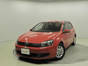 フォルクスワーゲン ゴルフ TSI Trendline BlueMotion Technology Navi ETC