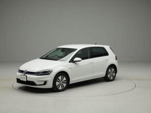 フォルクスワーゲン e-ゴルフ ベースグレード デモカー EV電気自動車 認定中古車