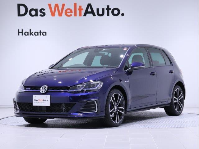 Volkswagen博多認定中古車センターへようこそ この度は私どものお車をご覧いただきありがとうございます。