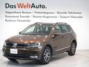 フォルクスワーゲン/VW ティグアン TSI コンフォートライン スマートキー 盗難防止システム