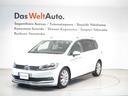フォルクスワーゲン/VW ゴルフトゥーラン TDI ハイライン ディーゼルターボ メーカー保証付 記録簿