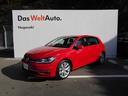 フォルクスワーゲン/VW ゴルフ TSIハイライン