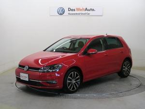 フォルクスワーゲン ゴルフ TSIハイライン テックエディション Volkswagen認定中古車