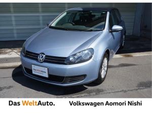 フォルクスワーゲン ゴルフ TSIトレンドラインブルーモーションテクノロジー VW認定中古車 VW認定保証 車検取得渡し 禁煙 当社買取車