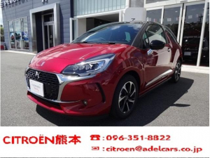 iシトロエン シトロエン DS3 Chic DS LED Vision Package