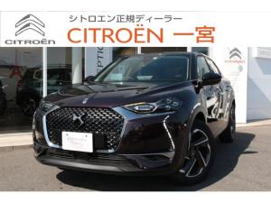 シトロエン DS3クロスバック Grand Chic 新車保証継承 元試乗車