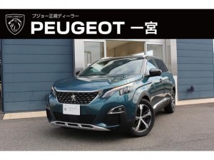 プジョー 5008 GT ブルーHDi 新車保証継承 元試乗車 ナビ付