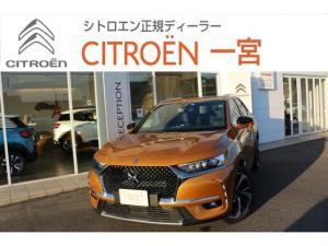 シトロエン DS7クロスバック グランシック ブルーHDi 新車保証継承 登録済未使用車 OPERA