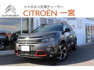 シトロエン C5エアクロス シャイン 新車保証継承 元試乗車 純正ナビ付