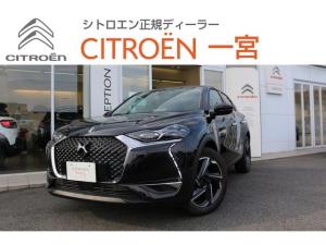シトロエン DS3クロスバック グランシック 新車保証継承 元試乗車