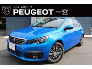 プジョー 308 ROADTRIP BlueHDi 新車保証継承 元試乗車 特別仕様車 純正ナビ付