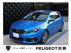 プジョー 308 ロードトリップ 弊社デモカー使用車 新車保証継承