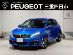プジョー 308 ROADTRIP BlueHDi 8AT 特別仕様車ROADTRIP パークアシスト