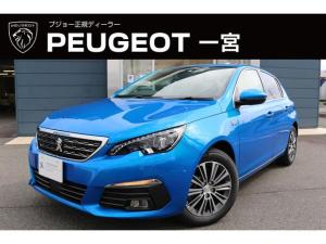 プジョー 308 ROADTRIP BlueHDi 新車保証継承 元試乗車 特別仕様車 純正ナビ