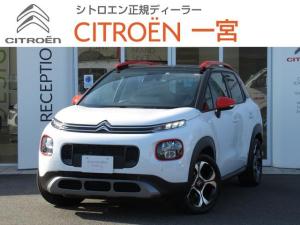 シトロエン C3 エアクロス シャインパッケージ 新車保証継承 元試乗車 パッケージオプション付