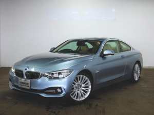 BMW 4シリーズ 420i クーペ ラグジュアリー 1ヶ月保証