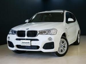 BMW X3 xDrive20i Mスポーツ 1ヶ月保証