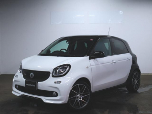 スマートフォーフォー ブラバス エクスクルーシブ 2年保証 新車保証