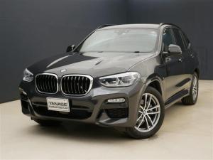 BMW X3 xDrive20d Mスポーツ 1ヶ月保証 新車保証