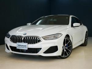 BMW 8シリーズ 840i グランクーペ Mスポーツ 1ヶ月保証 新車保証