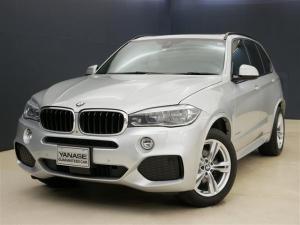 BMW X5 xDrive35d Mスポーツ 1ヶ月保証 新車保証