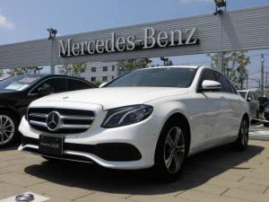 メルセデス・ベンツ Eクラス E200 アバンギャルド エクスクルーシブパッケージ 2年保証 新車保証