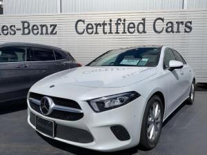 メルセデス・ベンツ Aクラスセダン A250 4マチック セダン 2年保証 新車保証