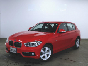 BMW 1シリーズ 118d スポーツ 1ヶ月保証