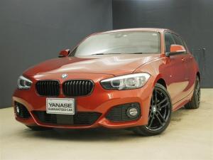 BMW 1シリーズ 118i Mスポーツ エディションシャドー 1ヶ月保証 新車保証