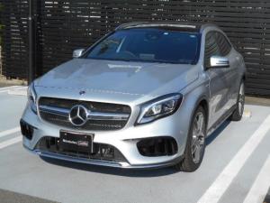 メルセデスAMG GLAクラス GLA45 4マチック 2年保証 新車保証