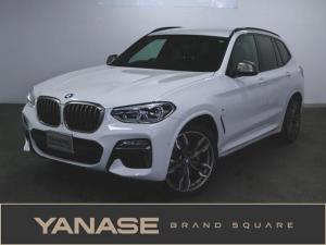 BMW X3 M40d 1ヶ月保証 新車保証