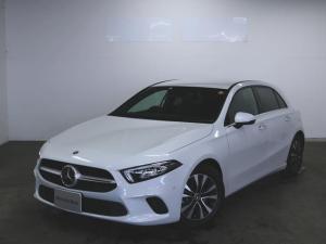 メルセデス・ベンツ Aクラス A200 d ナビゲーションパッケージ 2年保証 新車保証
