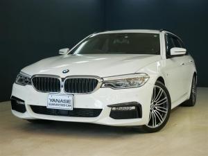 BMW 5シリーズ 523d ツーリング Mスポーツ 1ヶ月保証 新車保証