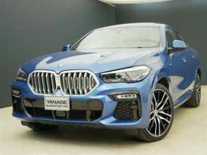 BMW X6 xDrive35d Mスポーツ 1ヶ月保証 新車保証