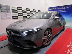 メルセデス・ベンツ Aクラスセダン A250 4MATIC セダン AMGライン AMGレザーエクスクルーシブパッケージ レーダーセーフティパッケージ アドバンスドパッケージ ナビゲーションパッケージ 2年保証 新車保証