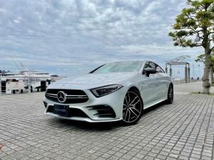 メルセデスAMG CLSクラス CLS53 4MATIC+ 2年保証 新車保証