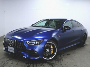 メルセデスAMG GT 4ドアクーペ 53 4マチック+ AMGダイナミックプラスパッケージ 2年保証 新車保証