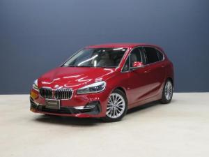BMW 2シリーズ 218i アクティブツアラー ラグジュアリー 1ヶ月保証 新車保証