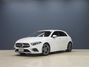 メルセデス・ベンツ Aクラス A180 スタイル AMGライン レーダーセーフティパッケージ ナビゲーションパッケージ 2年保証 新車保証