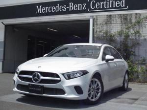 メルセデス・ベンツ Aクラスセダン A250 4MATIC セダン レーダーセーフティパッケージ ナビゲーションパッケージ 2年保証 新車保証