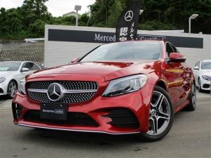 メルセデス・ベンツ Cクラス C220d ローレウスエディション スポーツプラスパッケージ 2年保証 新車保証