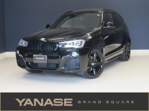 BMW X3 ブラックアウト 1ヶ月保証