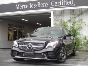 メルセデス・ベンツ Cクラス C220 d ローレウスエディション レーダーセーフティパッケージ スポーツプラスパッケージ 2年保証 新車保証