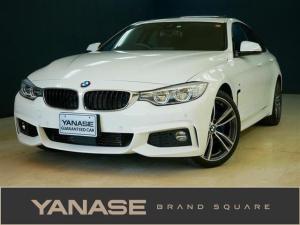 BMW 4シリーズ 435i グランクーペ Mスポーツ 1ヶ月保証